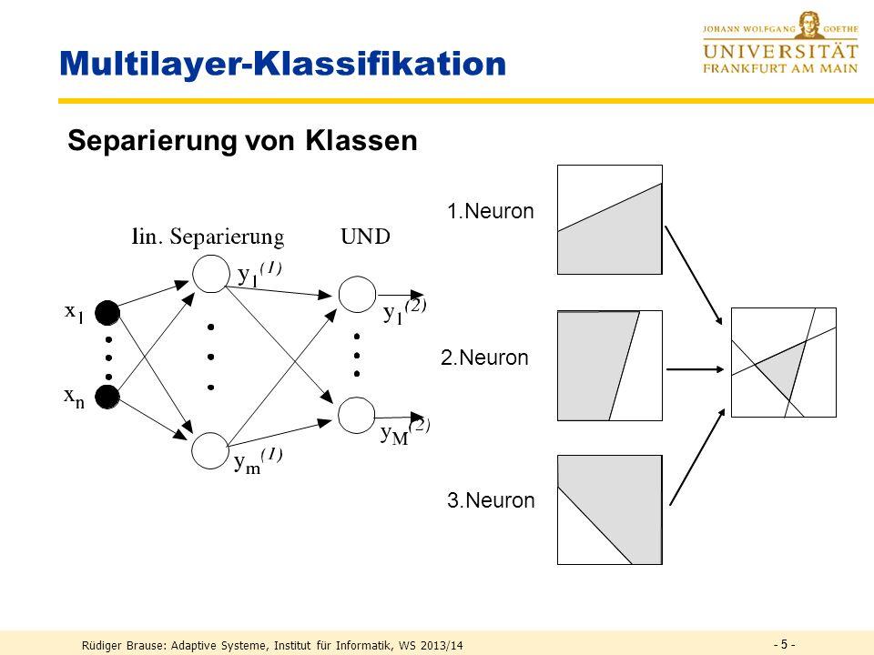 Multilayer-Klassifikation