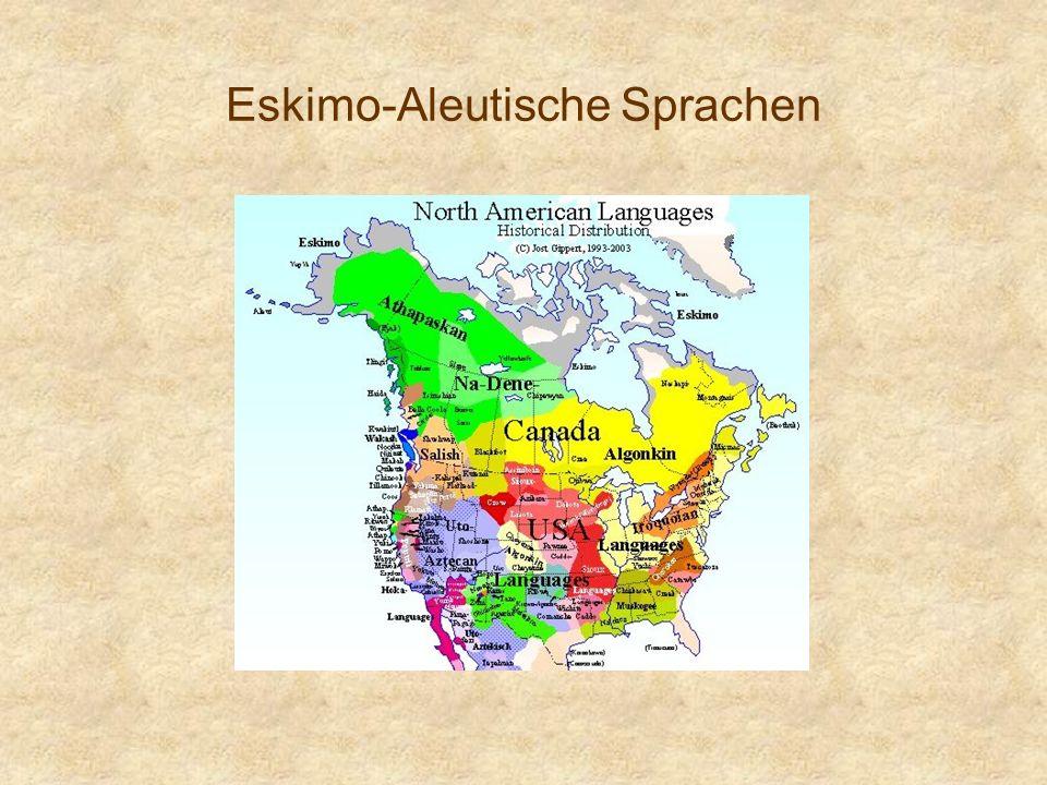 Eskimo-Aleutische Sprachen