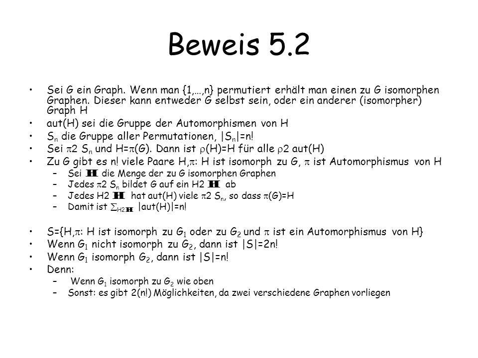 Beweis 5.2