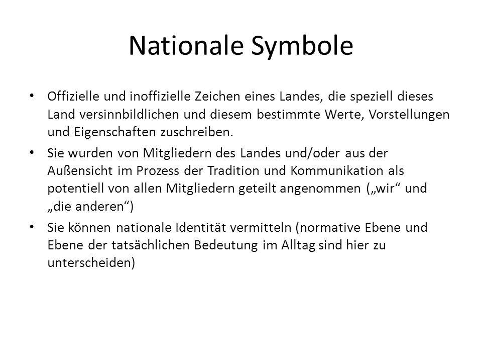 Nationale Symbole