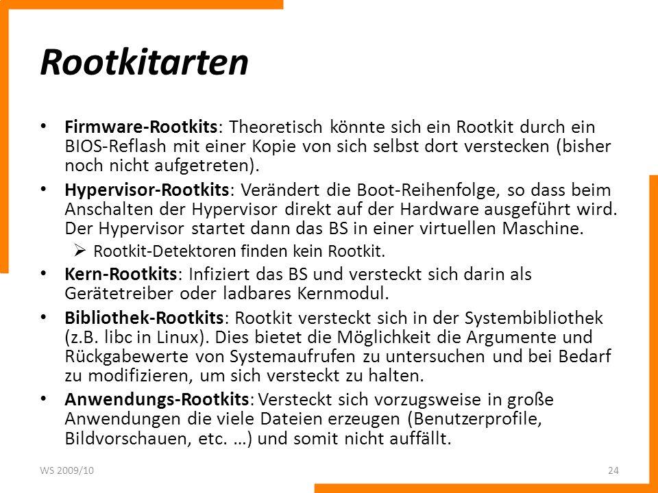 Rootkitarten
