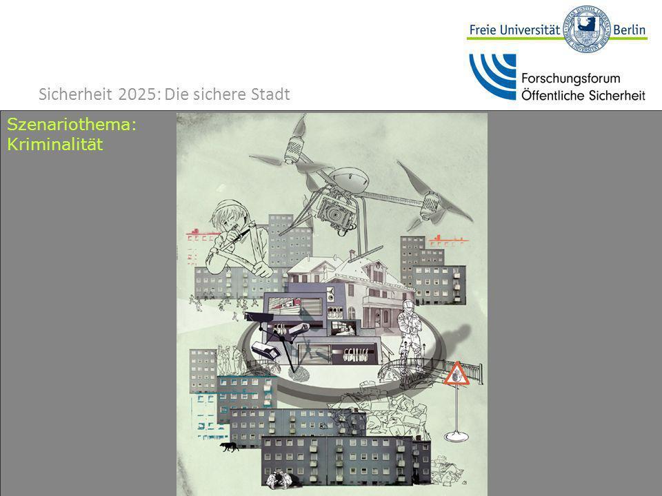 Sicherheit 2025: Die sichere Stadt