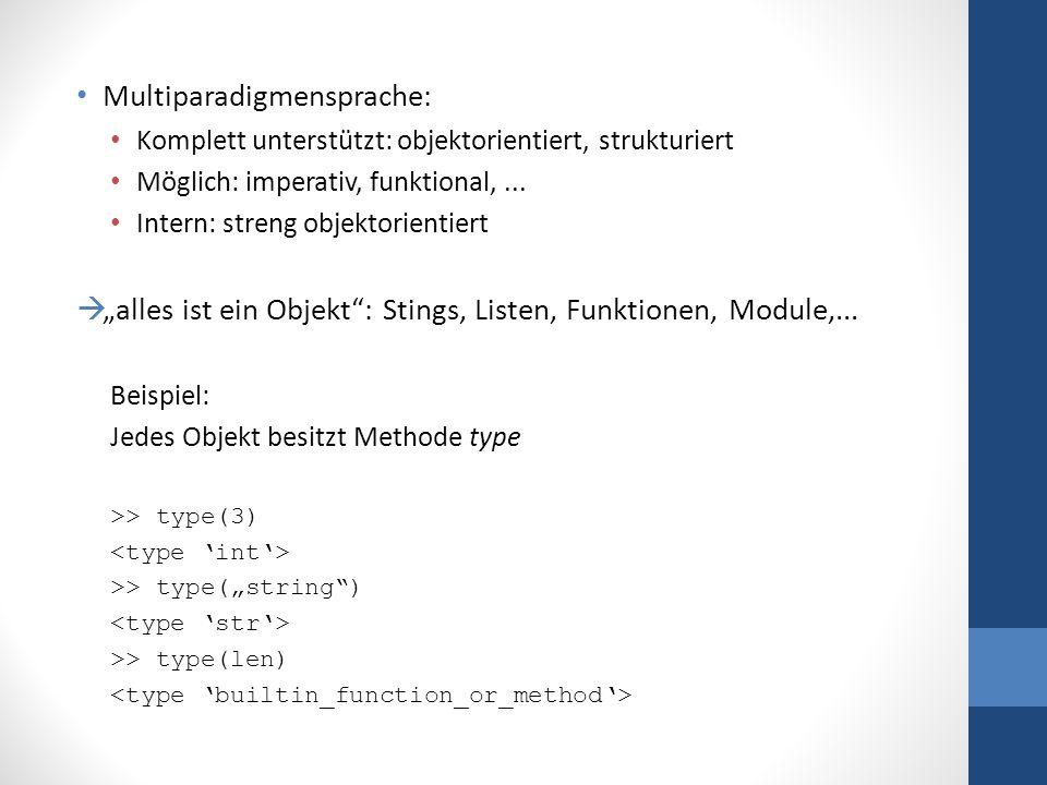Multiparadigmensprache: