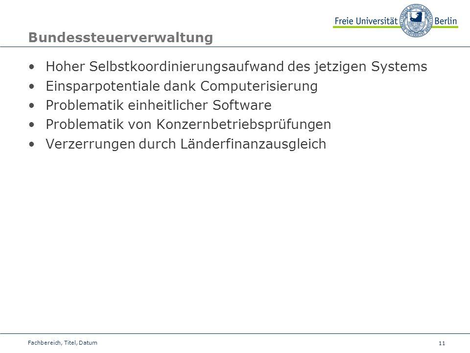 Bundessteuerverwaltung