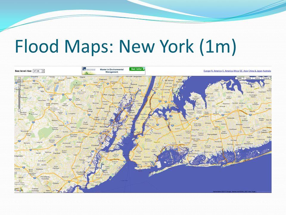 Flood Maps: New York (1m)
