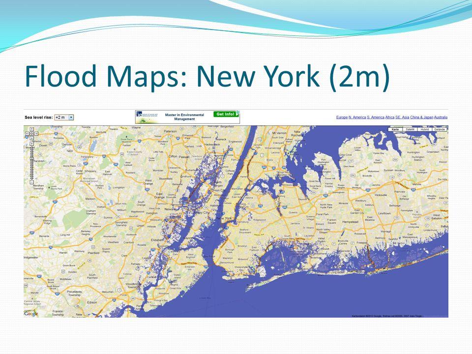 Flood Maps: New York (2m)