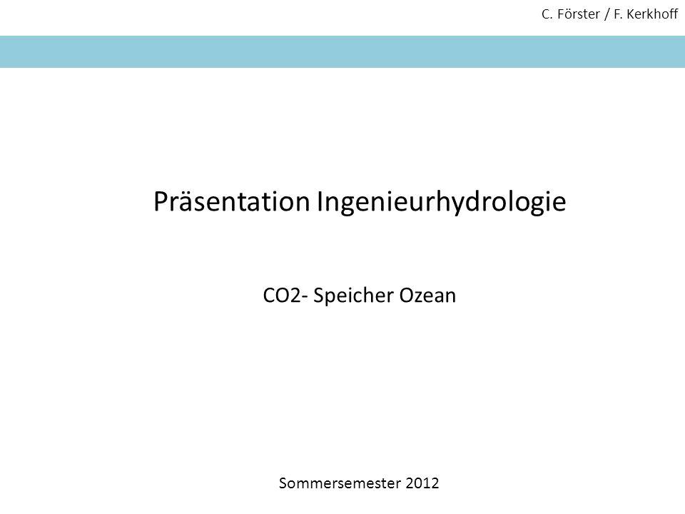 Präsentation Ingenieurhydrologie