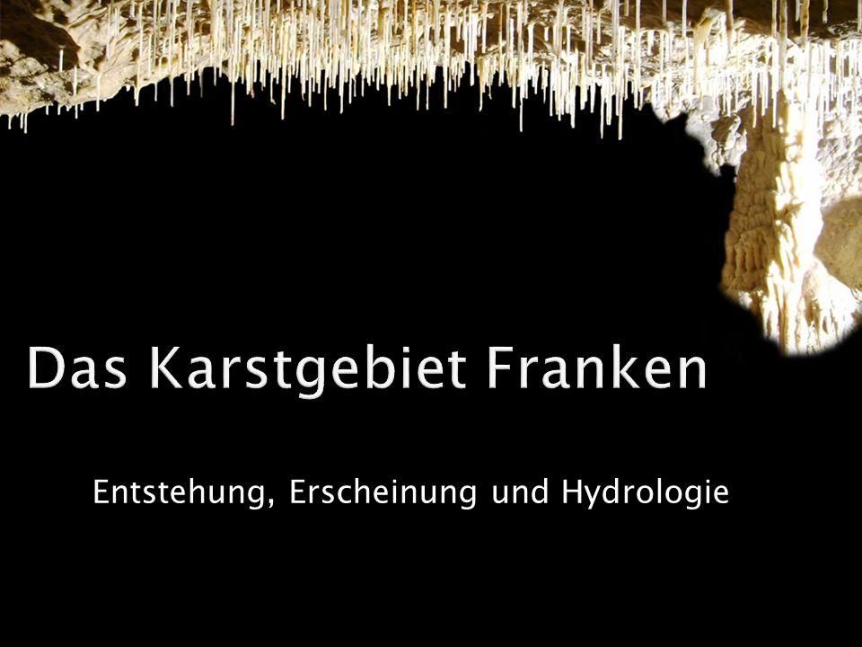 Das Karstgebiet Franken