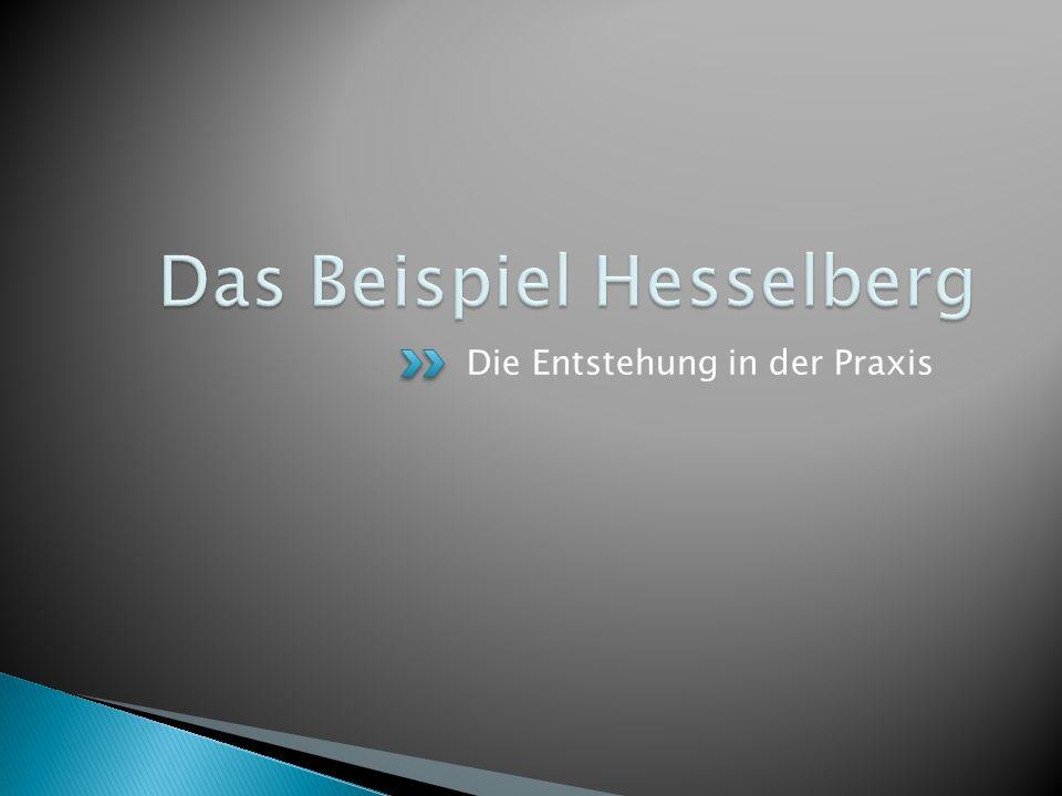 Das Beispiel Hesselberg