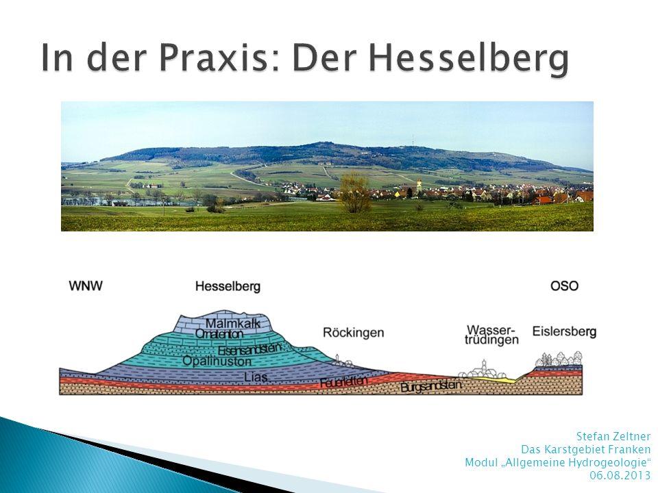 In der Praxis: Der Hesselberg