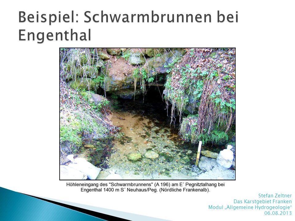 Beispiel: Schwarmbrunnen bei Engenthal