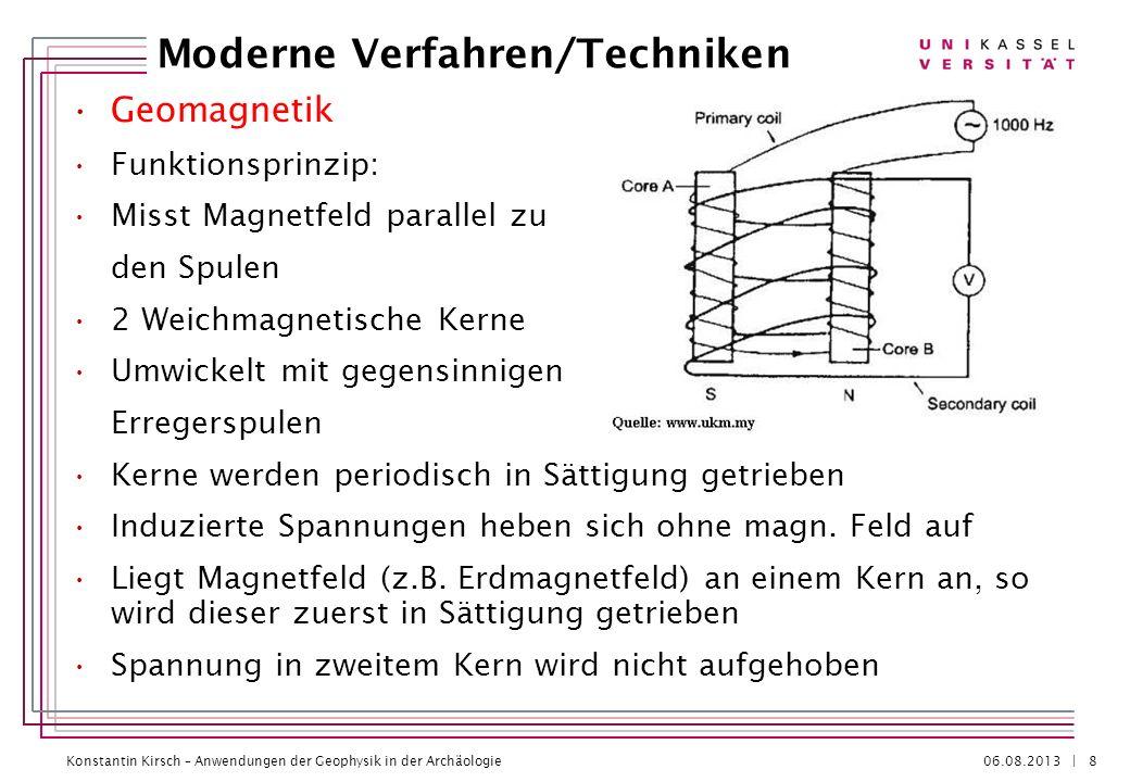Moderne Verfahren/Techniken
