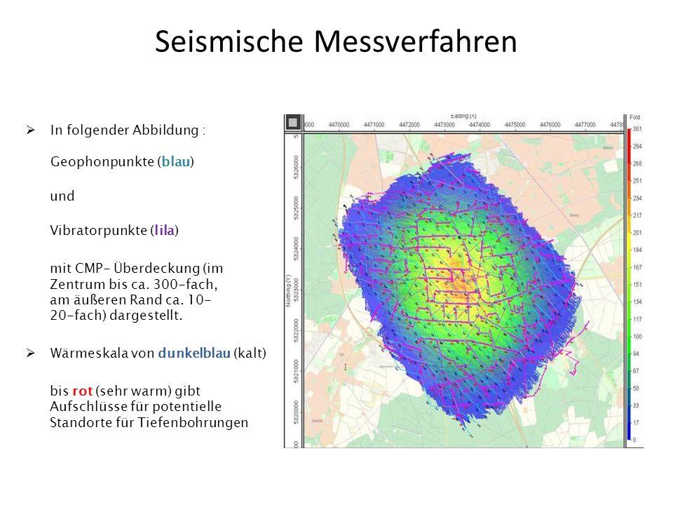 Seismische Messverfahren