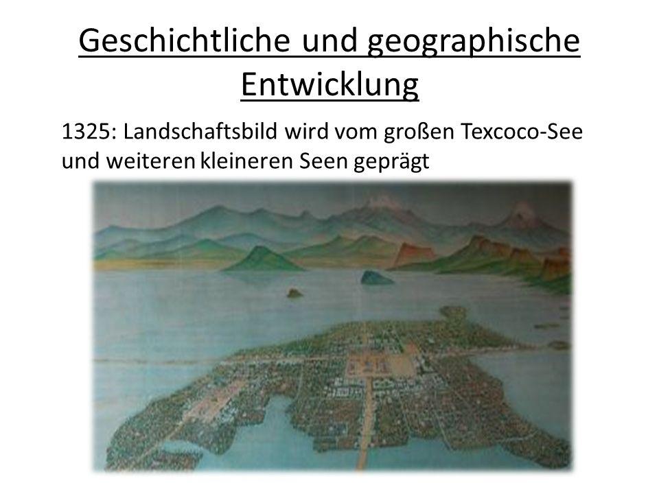 Geschichtliche und geographische Entwicklung