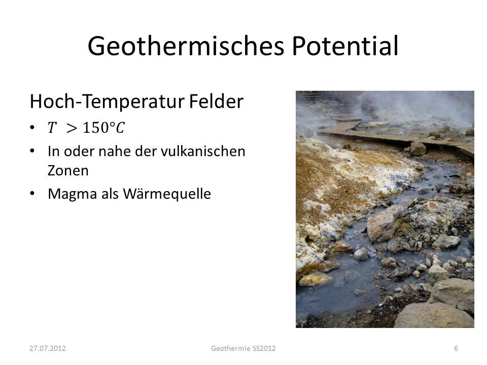 Geysire Heiße Quelle Geysir