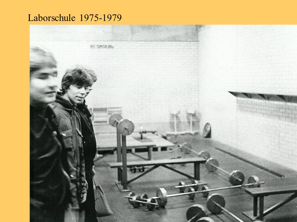 Laborschule 1975-1979