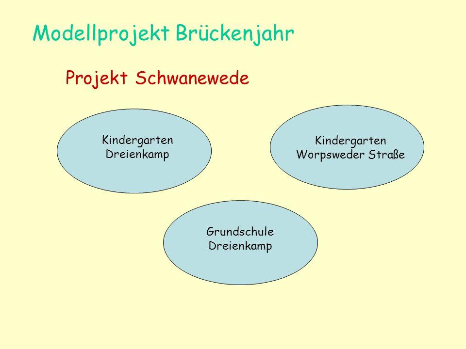 Modellprojekt Brückenjahr