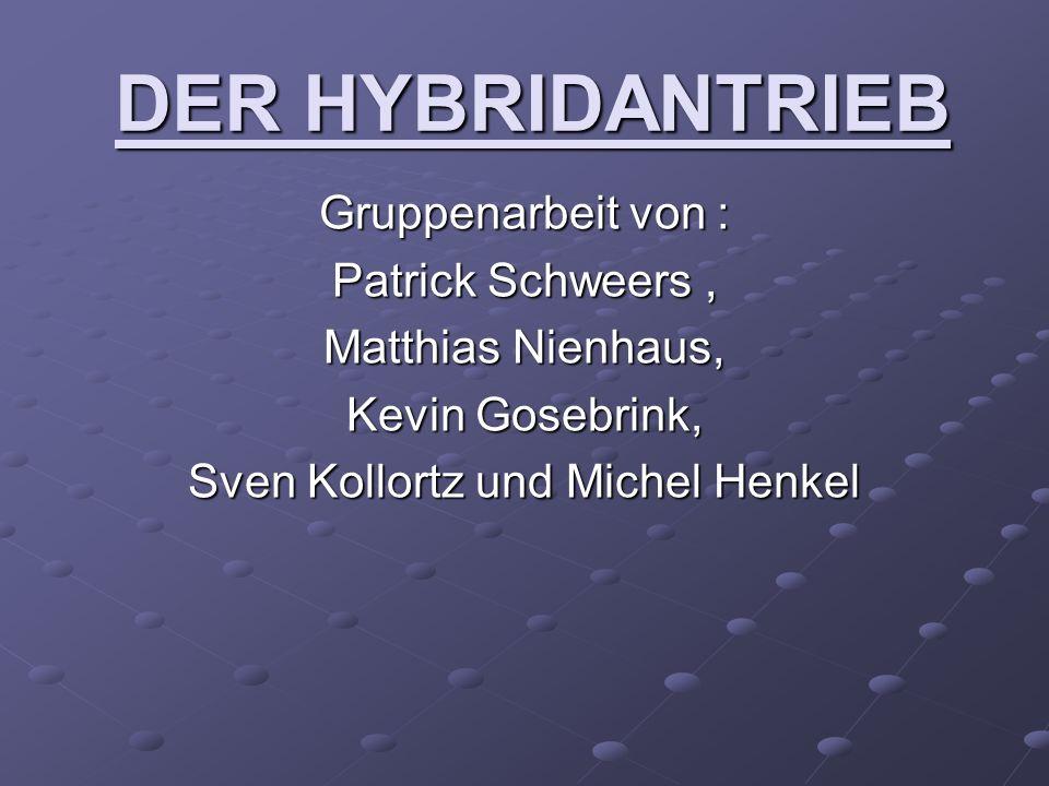 Sven Kollortz und Michel Henkel