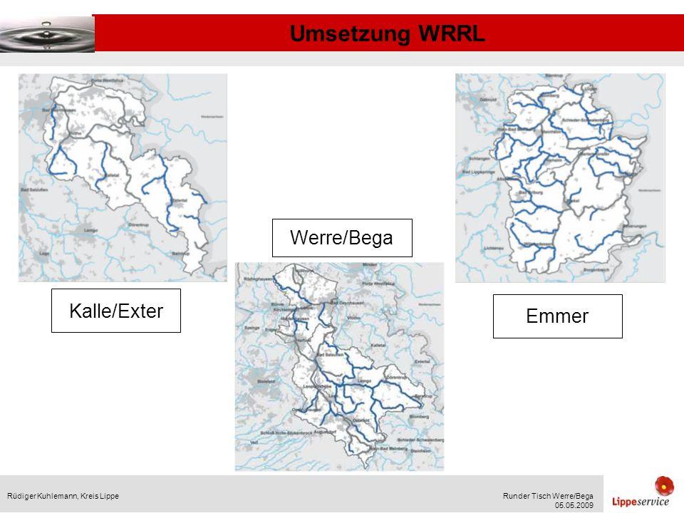 Werre/Bega Kalle/Exter Emmer