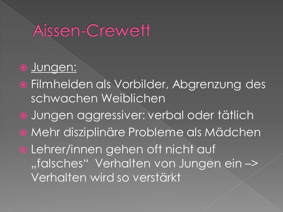 Aissen-Crewett Jungen: