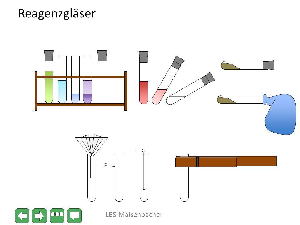 Reagenzgläser LBS-Maisenbacher