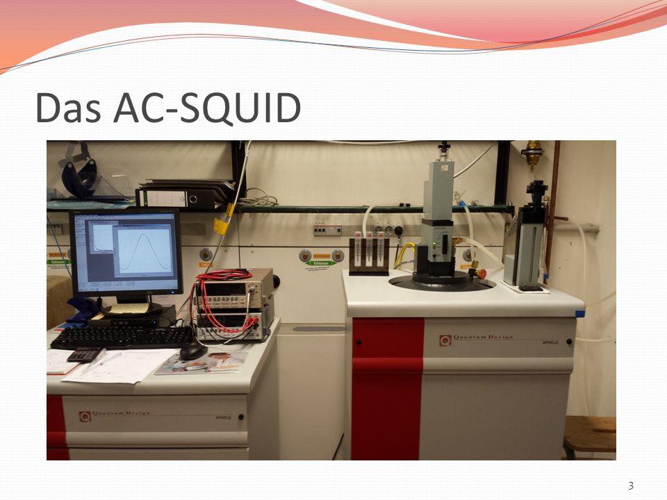 Das AC-SQUID Wirkliches bild noch machen