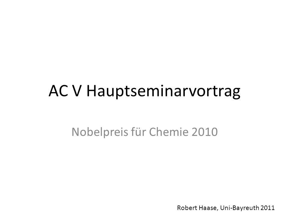 AC V Hauptseminarvortrag