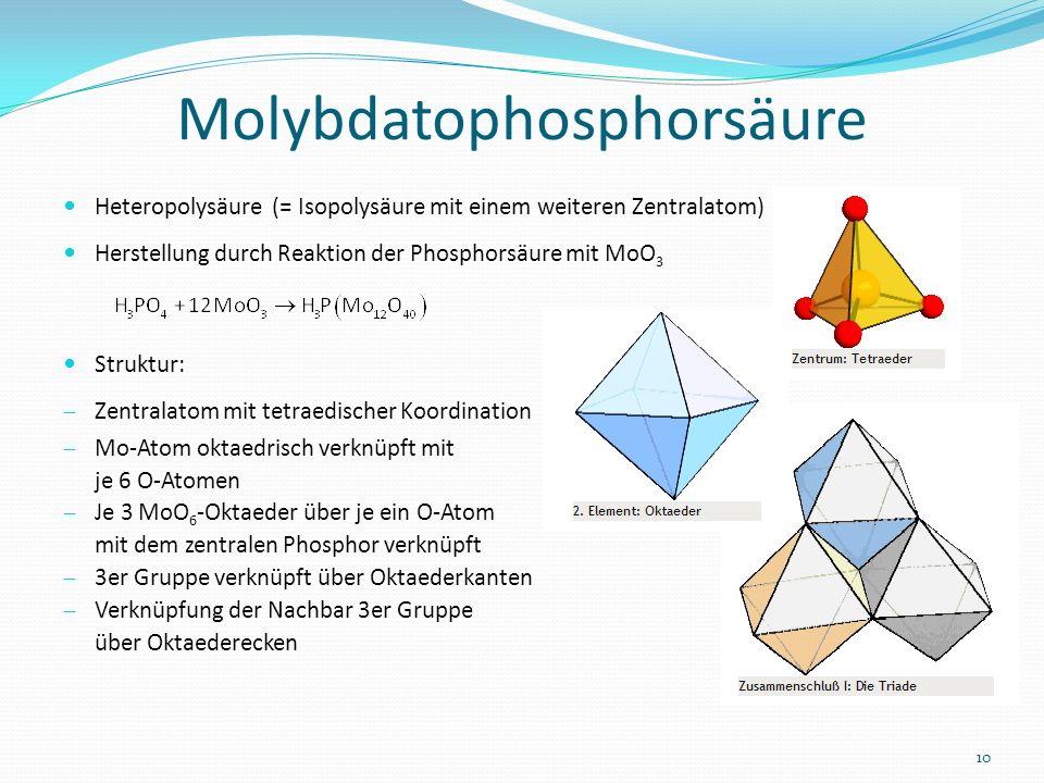 Molybdatophosphorsäure