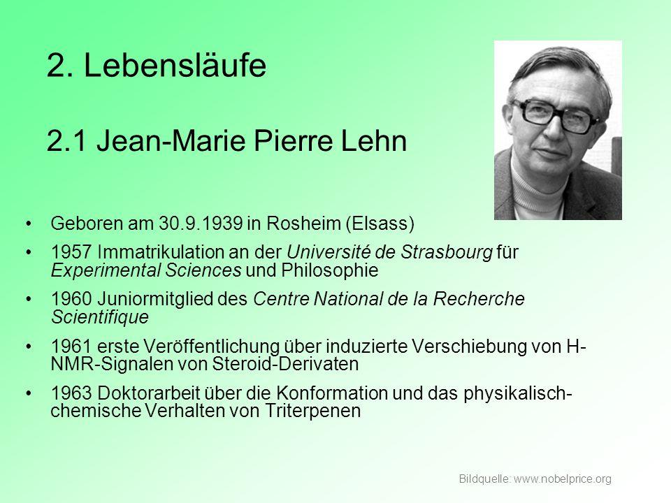 2.1 Jean-Marie Pierre Lehn