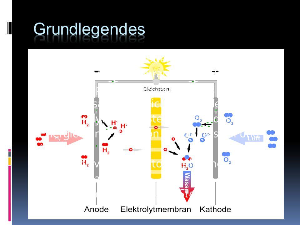 Grundlegendes bestehend aus Elektroden