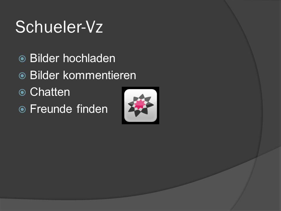 Schueler-Vz Bilder hochladen Bilder kommentieren Chatten