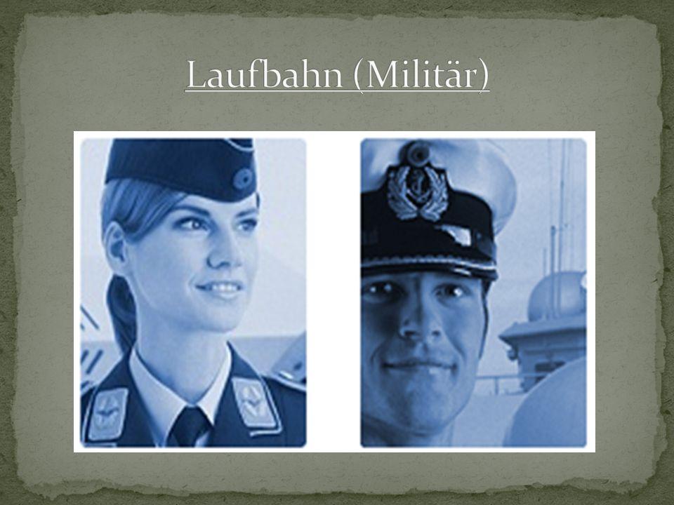 Laufbahn (Militär)