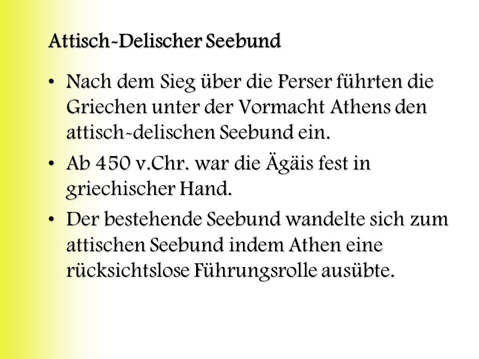 Attisch-Delischer Seebund
