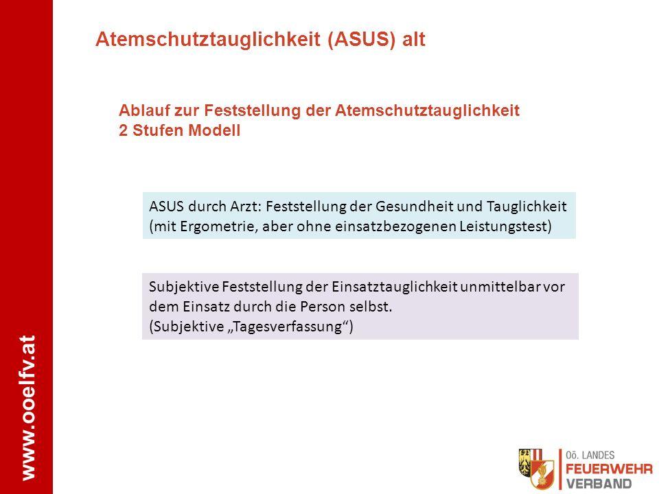 Atemschutztauglichkeit (ASUS) alt