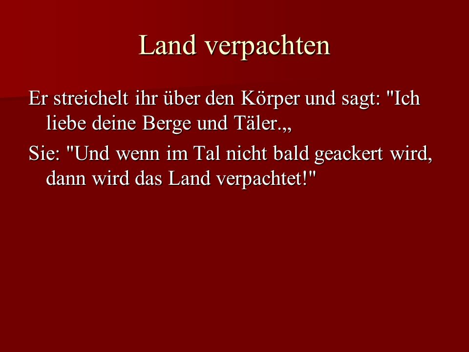 Witze witze witze ppt video online herunterladen - Land und liebe badmobel ...