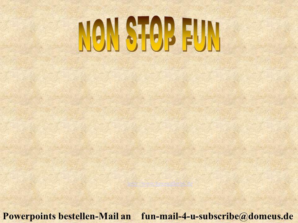 NON STOP FUN http://www.hexenallerlei.de