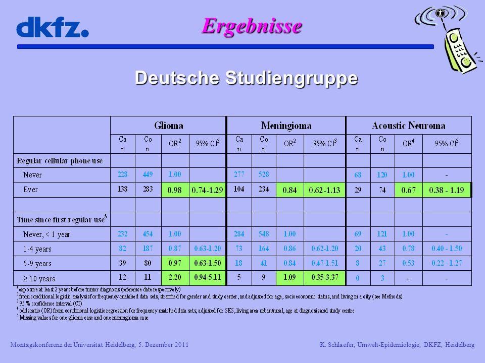 Deutsche Studiengruppe