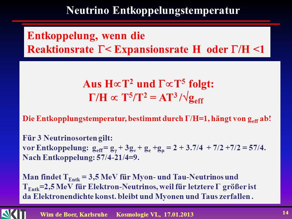 Aus HT2 und T5 folgt: Г/H  T5/T2 = AT3 /geff