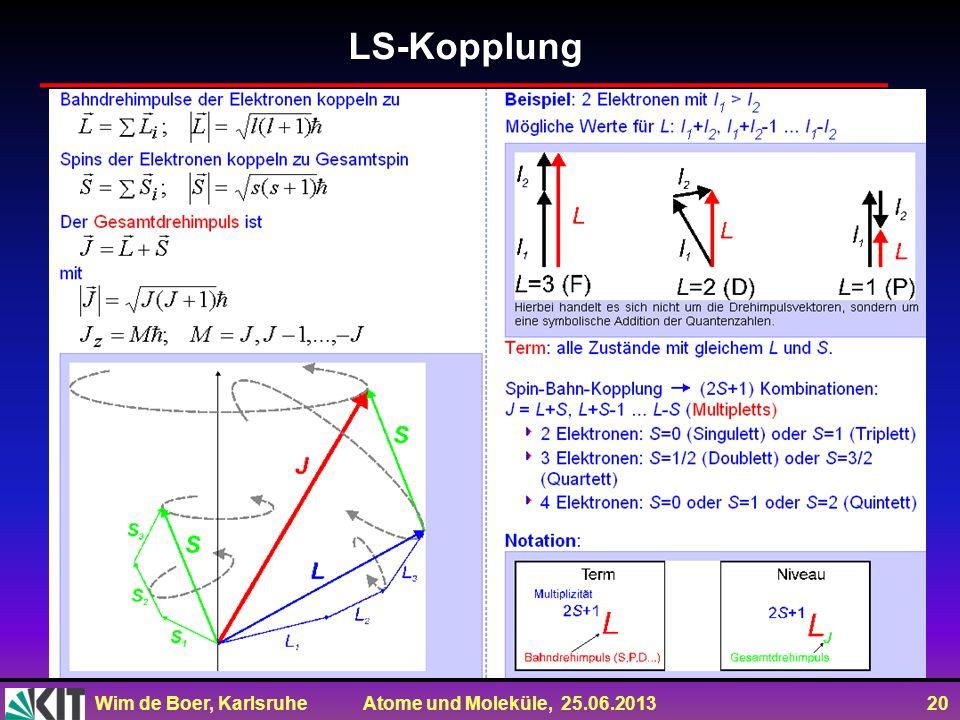 LS-Kopplung