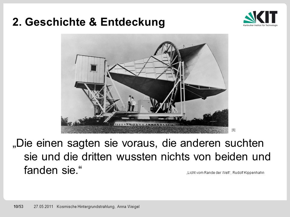 2. Geschichte & Entdeckung