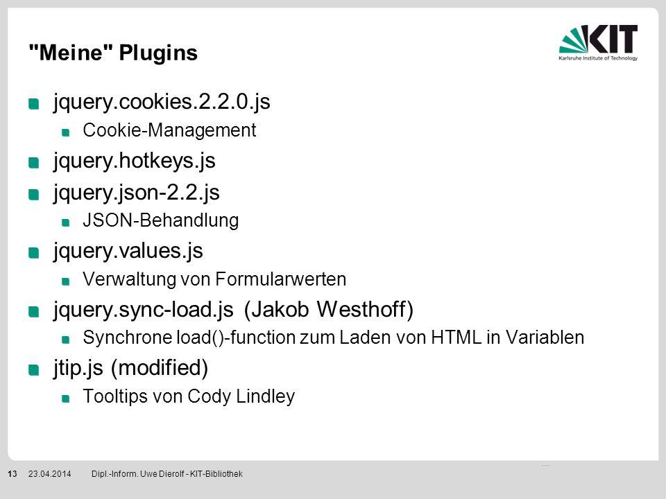 jquery.sync-load.js (Jakob Westhoff) jtip.js (modified)