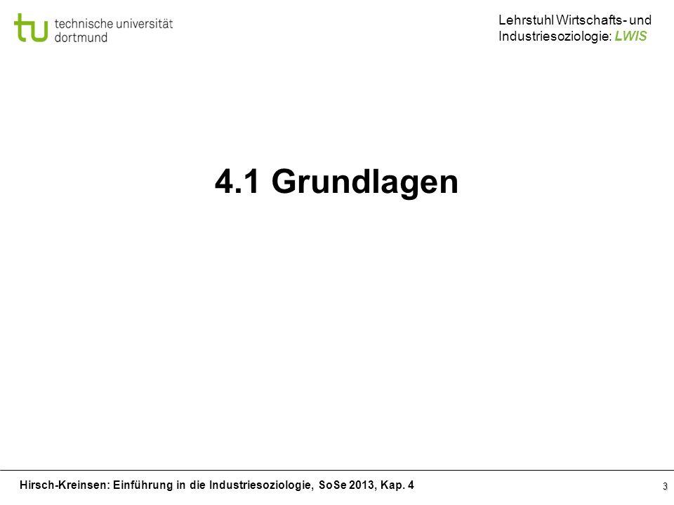 4.1 Grundlagen