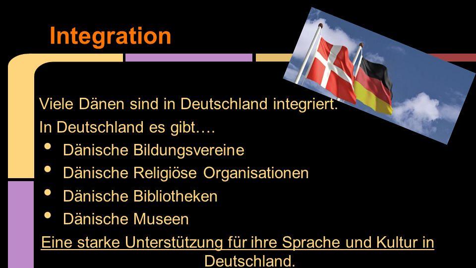 Eine starke Unterstützung für ihre Sprache und Kultur in Deutschland.