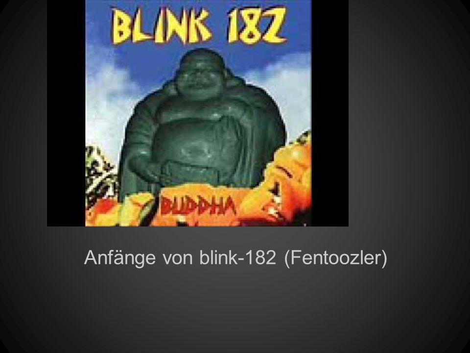 Anfänge von blink-182 (Fentoozler)