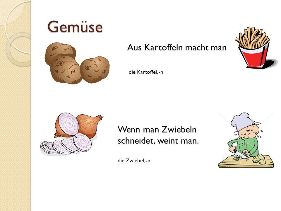 Gemüse Aus Kartoffeln macht man