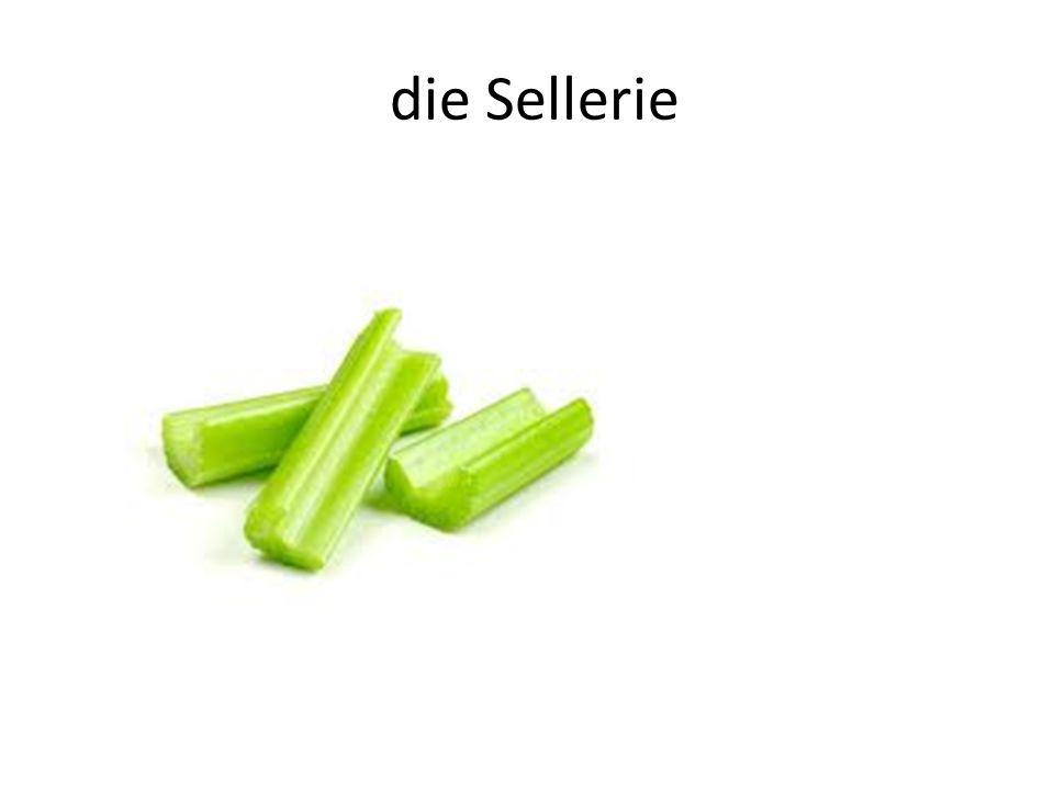 die Sellerie