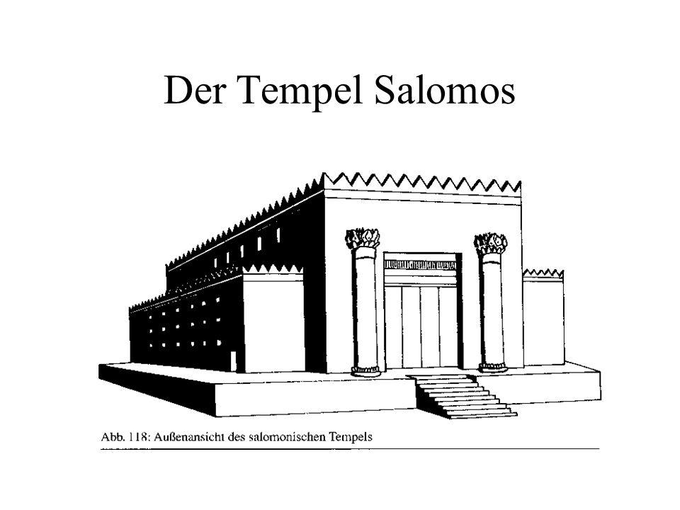 Der Tempel Salomos