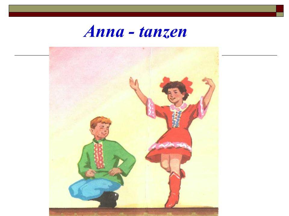 Anna - tanzen