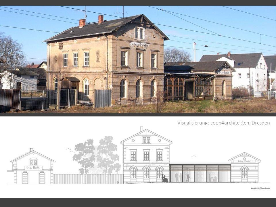 Visualisierung: coop4architekten, Dresden