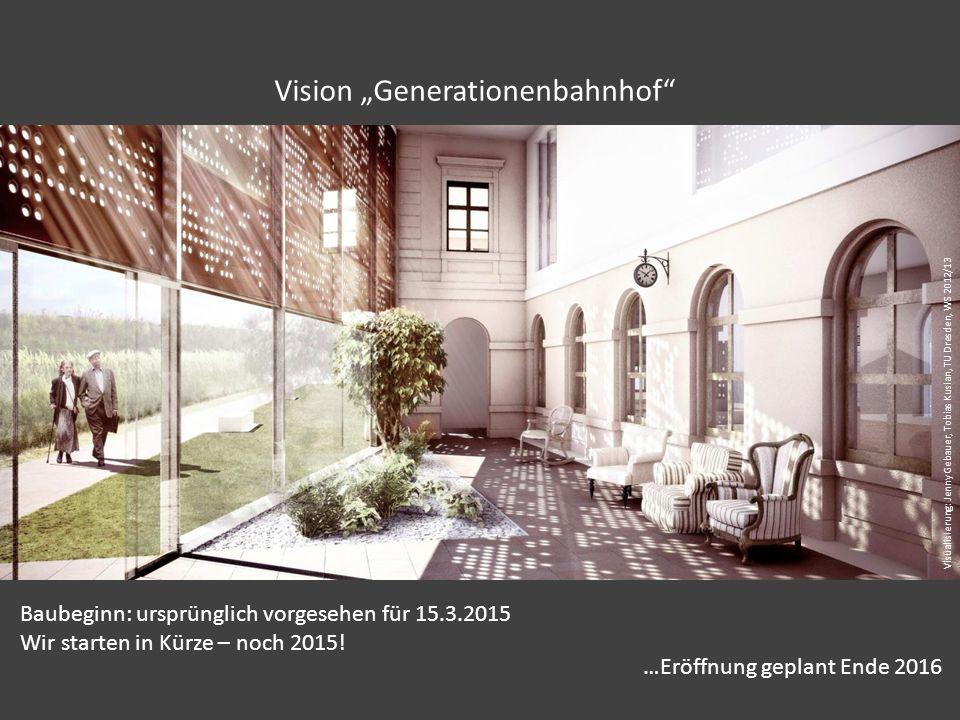 "Vision ""Generationenbahnhof"